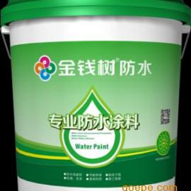 品牌柔韧性防水涂料易于施工干燥快厂家直销耐酸碱耐候乳胶漆