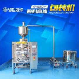 酱料液体包装机 蜂蜜袋装包装机 火锅底料袋装机 厂家直销