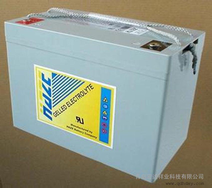 海志HZY12-150 海志蓄电池12V150AH金牌代理