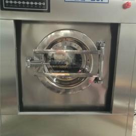 中小型宾馆洗涤设备_酒店布草洗衣机
