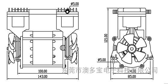 澳多宝厂家直销美容微型气泵AP-200V