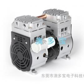 高流量,超静音无油活塞式真空泵生产厂家―澳多宝