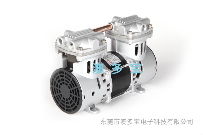 高真空高流量无油微型活塞式真空泵生产厂家――AUTOBO