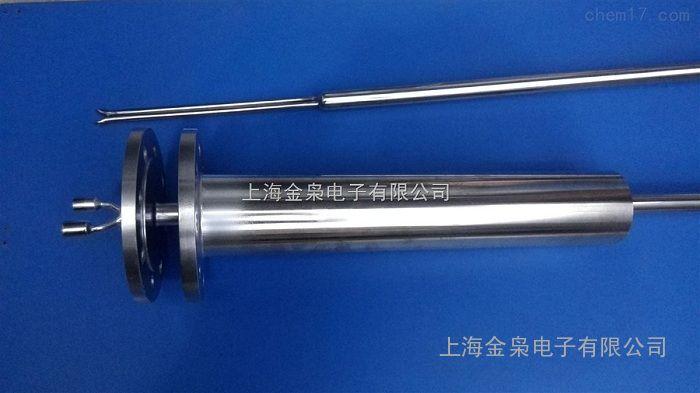 PLS系列锅炉 烟道固定式皮托管对接法兰管道风速探头