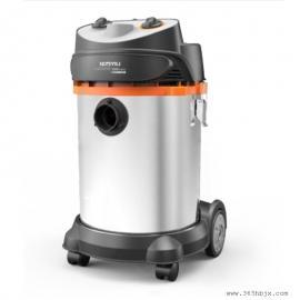 亿力吸尘器YLW6273E35升功率1.4KW吸力23KPa可干湿吹真空吸尘机