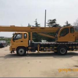 供青海6吨吊车和玉树8吨吊车及西宁吊车报价
