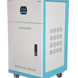 离网太阳能光伏发电系统控制器光伏充电控制器360V200A