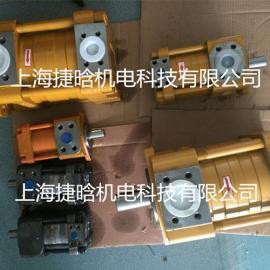 NT4-C100F低噪音内啮合齿轮泵