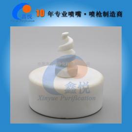 东莞鑫悦XYCO陶瓷螺旋喷头生产厂家 _河南脱硫除尘喷头