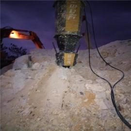 矿山静态开采劈裂机