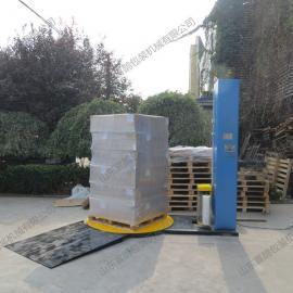 托盘缠绕包装机 薄膜缠绕机 山东喜鹊包装机械专业生产厂家