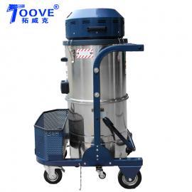 上下分离桶式工业吸尘器 吸玻璃碎屑工业吸尘器价格
