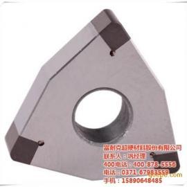 圆形数控车刀片_数控车刀_富耐克聚晶立方氮化硼刀片(查看)