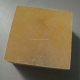 分蜂白瓷非金属触媒100x100x50mm分蜂白瓷载体
