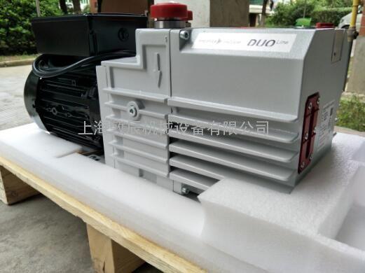 Pfeiffer普发真空泵代理,型号DUO20M,订货号PKD 63712E