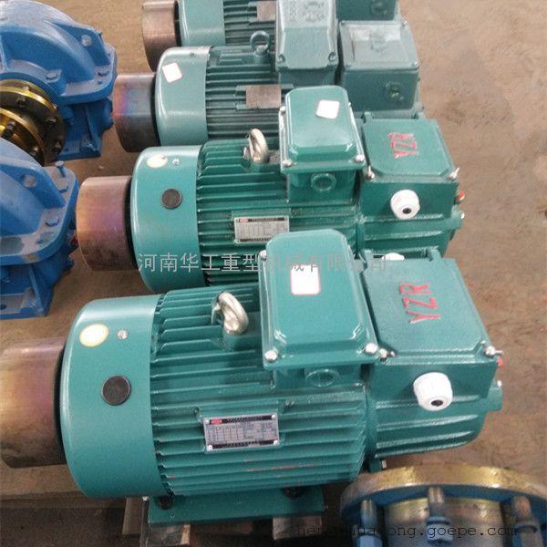 过载能力强电机YZR200L-6/22kw双梁大车运行电机 YSE软启动电机