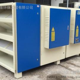 惠州环保设备低温等离子净化器工作原理