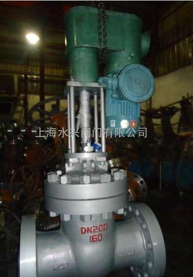 ZDYF/ZQYF-200/160型矿用隔爆电动液控闸阀