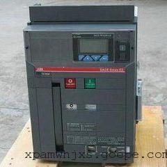 ABB固定式空气断路器E4N 3200 D LI FHR NST