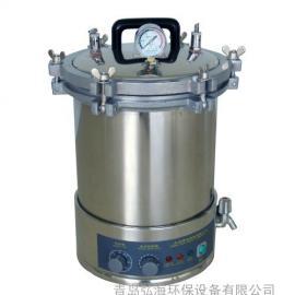 YXQ-LS-18SI型自动型手提式压力蒸汽灭菌器