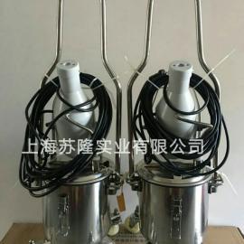WDT-A型超低容量喷雾器 手推式消毒喷雾器 充电式喷雾机