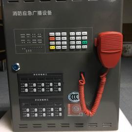 GB200消防3C认证消防壁挂功放200W 河南供应商