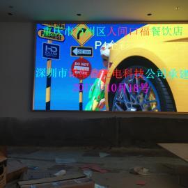 大厅LED无缝拼接式全彩屏制作十平米价格多少