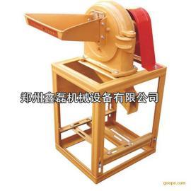 小型家用玉米小麦大米五谷磨粉机大料药材颗粒饲料齿盘粉碎机