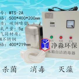�繇倒��WTS-2A�戎檬剿�箱自��消毒器/臭氧�l生器除藻�x