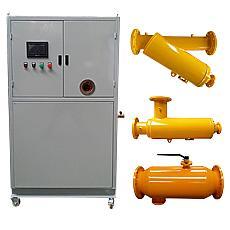 冷凝器在线清洗装置(水泵动力式)