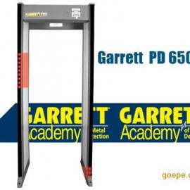 盖瑞特Garrett PD6500i型金属探测安检门代理商