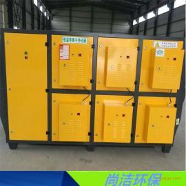 低温等离子废气净化器 等离子除臭设备 印刷废气处理成套设备