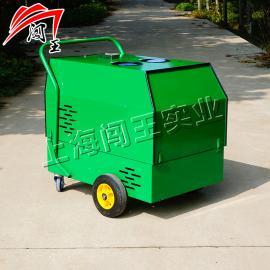 闯王CWCD-04B上海柴油电驱动蒸汽工业清洗机 门店洗车机
