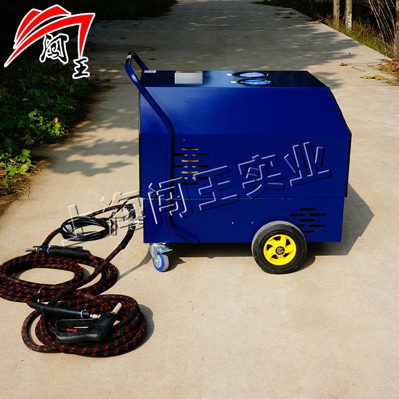 闯王CWC04B苏州电驱动多功能洗车机厂家直销 汽车美容高压清洗机