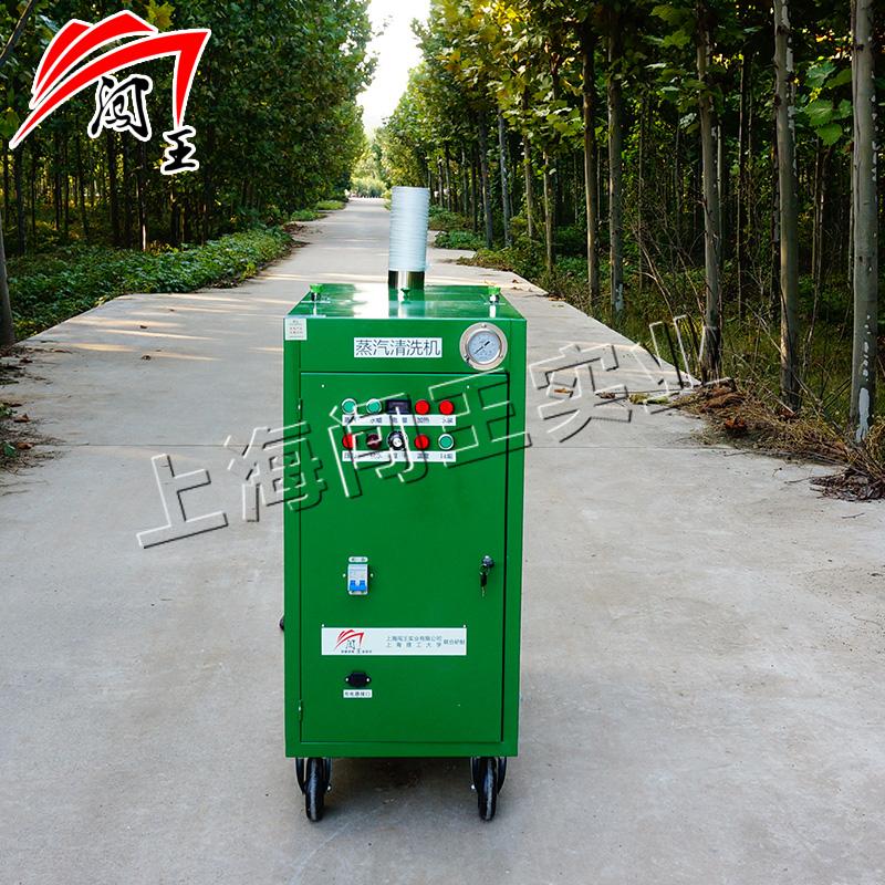 闯王CWR09A江南移动蒸汽洗车市场行情 蒸汽洗车机有什么好处
