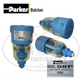 Parker(派克)Balston过滤器外壳58P