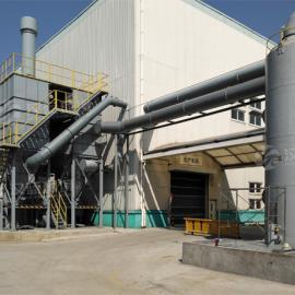 消失模流水线voc废气催化燃烧系统 voc废气催化燃烧 催化燃烧RCO