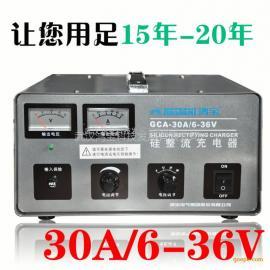 12V蓄电池充电器 24V20A充电器