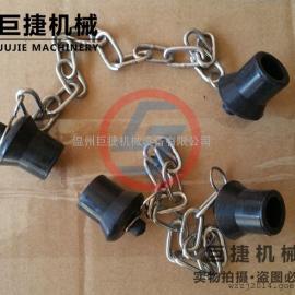 不锈钢取样阀塞头 取样阀盖子带链取样阀塞子 无菌取样阀塞子