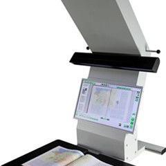 Book2net Ultra非接触式案卷扫描仪,a2幅面专业案卷书刊扫描仪