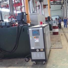 平板硫化成型模温机,平板硫化成型油温机生产厂商