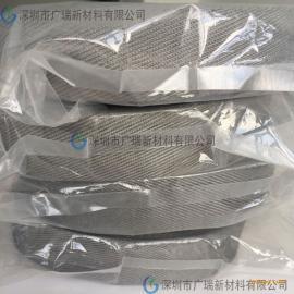 耐高温金属布耐腐蚀,耐酸耐碱,不怕高温烧不锈钢纤维金属带