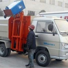 东风环卫垃圾车/东风挂桶垃圾车