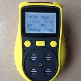 YT-1200H-X4扩散式四合一气体检测仪