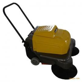 车间清洁专用无线式充电扫地机威德尔手推式电动扫地机