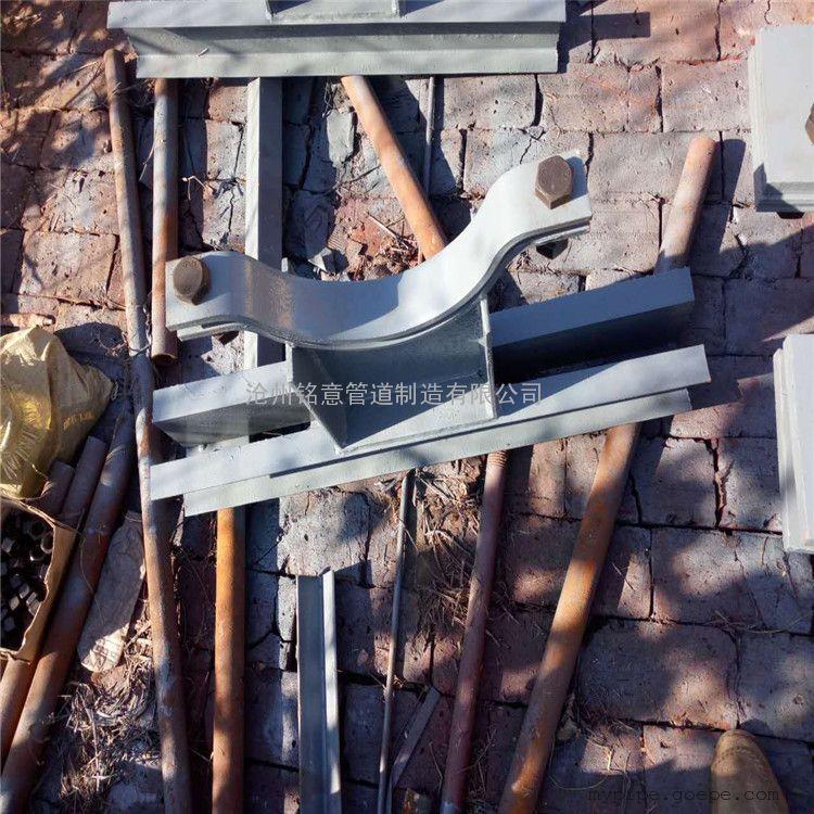 专业支吊架生产厂家批发D6管夹横担西北电力设计院标准