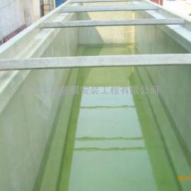 黄石钢结构防腐水池五布七油防腐优质施工