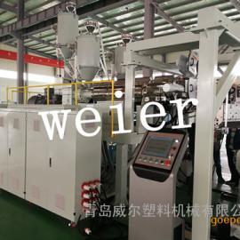 流延薄膜设备、流延膜挤出设备、流延薄膜生产线 威尔塑机
