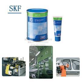 SKF斯凯孚进口润滑脂LGLT 2低温、超高速轴承润滑脂 油桶