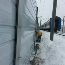 醴陵轨道交通声屏障 醴陵工厂隔音屏 醴陵小区吸声板